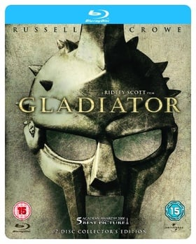Gladiator (Limited Edition Steel Book)