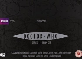 Doctor Who: Series 1 - 4 Collection