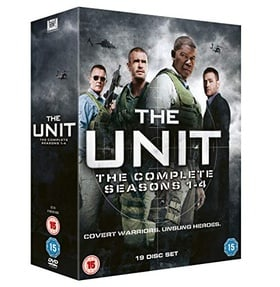 The Unit - Seasons 1-4