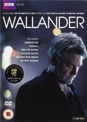 Wallander - Series 1 & 2 Box Set