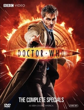 Doctor Who: The Complete Specials (The Next Doctor / Planet of the Dead / The Waters of Mars / The E