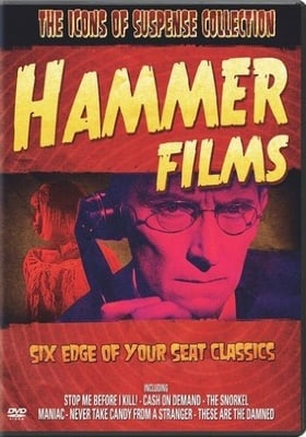 Icons of Suspense: Hammer Films  [Region 1] [US Import] [NTSC]