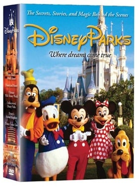 Disney Parks: The Secrets, Stories and Magic Behind the Scenes (Walt Disney World Resort: Behind the