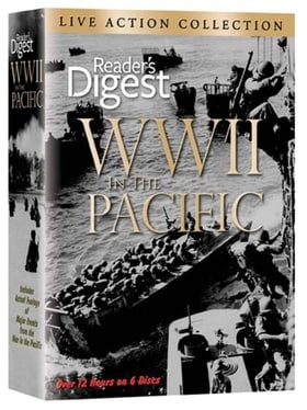 Reader's Digest WWII in the Pacific Box Set