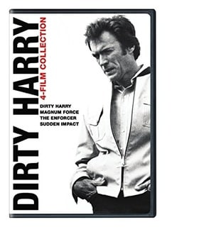 Dirty Harry Collection (Dirty Harry / Magnum Force / The Enforcer / Sudden Impact)