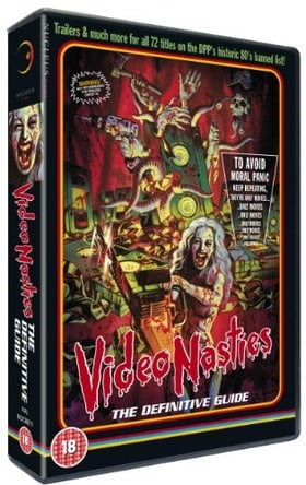 Video Nasties: The Definitive Guide  Limited Edition