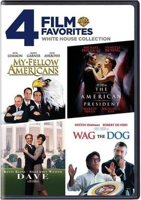 4 Film Favorites: White House (The American President, Dave, My Fellow Americans, Wag The Dog)