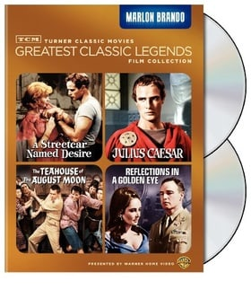 TCM Greatest Classic Legends Film Collection: Marlon Brando (A Streetcar Named Desire / Julius Caesa