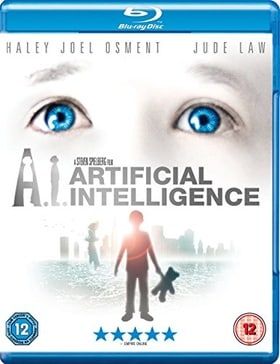 A.I. Artificial Intelligence  [Region Free]