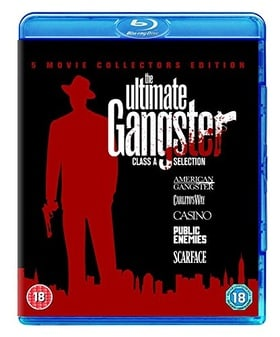 The Ultimate Gangsters Box Set 2011  [Region Free]