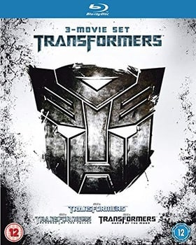 Transformers Trilogy (Transformers / Transformers: Revenge of the Fallen / Transformers: Dark of the