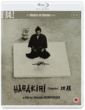 Harakiri (Dual Format Blu-ray & DVD) [Masters of Cinema] [1962]