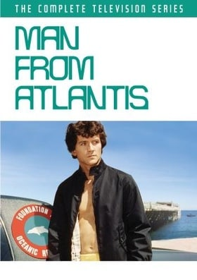Man From Atlantis: Complete Television Series  (Remastered, 4 Disc)