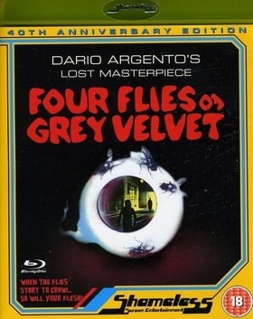 Four Flies On Grey Velvet [Uncut remastered]