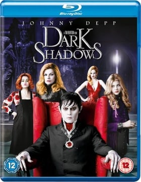Dark Shadows (Blu-ray + UV Copy) [Region Free]