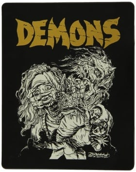 Demons 1 & 2 Steelbook [Limited Edition]  [1985]
