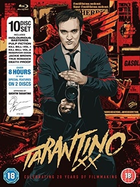 Tarantino XX - 8 Film Collection