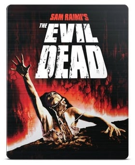 The Evil Dead--Steelbook (Blu-ray + UV Copy)