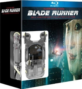 Blade Runner - 30th Anniversary Ultimate Collector's Edition [Blu-ray + UV Copy] [1982] [Region Free