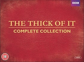 The Thick of It - Complete Series 1-4