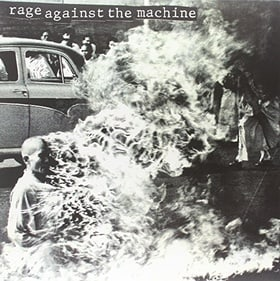 Rage Against The Machine 20th Anniversary Edition [Vinyl]