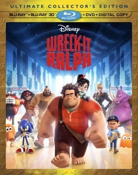 Wreck It Ralph  [US Import]