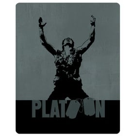 Platoon Blu-ray SteelBook (Region Free Import)