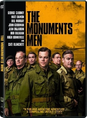 Monuments Men   [Region 1] [US Import] [NTSC]