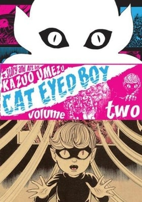 Cat Eyed Boy , Vol. 2