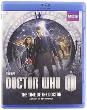 Doctor Who: The Time of the Doctor (Blu-ray)