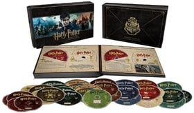Harry Potter Hogwarts Collection [Blu-ray + DVD + UltraViolet] (Bilingual)