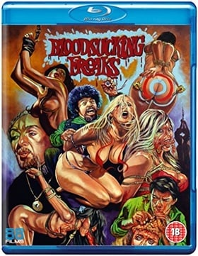 Bloodsucking Freaks - Extreme Uncut Collector's Edition
