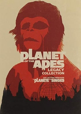 Planet Of The Apes Legacy Collection (Planet of the Apes / Beneath the Planet of the Apes / Escape F