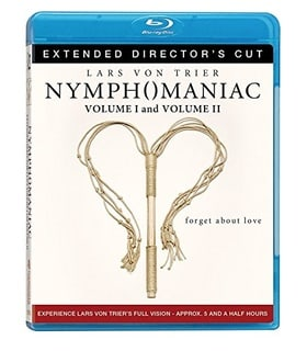Nymphomaniac: Extended Director's Cut Vol. 1 & 2
