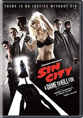 Sin City: A Dame to Kill For (Bilingual)