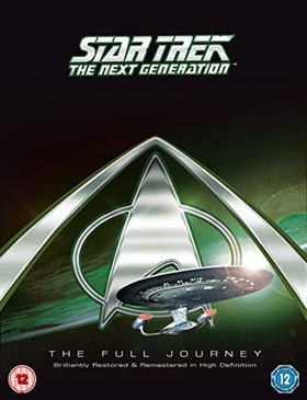 Star Trek:  The Next Generation - Season 1-7  [Region Free]