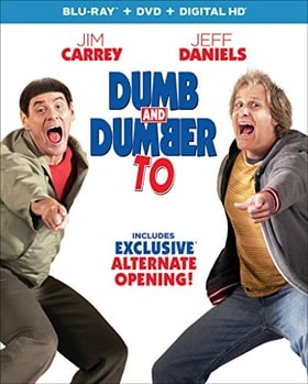 Dumb and Dumber To (+ DVD and UltraViolet Digital Copy)