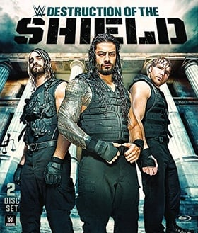 WWE 2015: The Destruction of The Shield