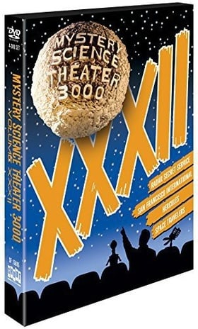 Mystery Science Theater 3000: XXXII (Space Travelers, Hercules, Radar Secret Service & San Francisco