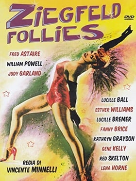ziegfeld follies dvd Italian Import