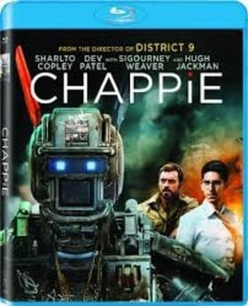 Chappie (+ UltraViolet Digital Copy)
