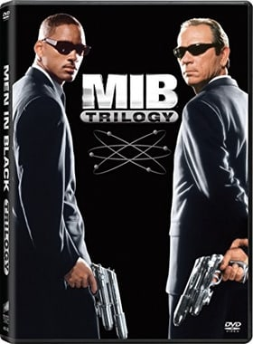 Men in Black (1997) / Men in Black II - Vol / Men in Black 3 - Set