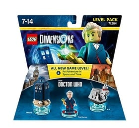 LEGO Dimensions, Doctor Who, Level Pack