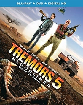 Tremors 5: Bloodlines  (Bilingual)