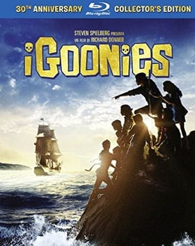 i goonies (30th anniversario edition) BluRay Italian Import