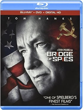 Bridge of Spies BD + DVD + Digital