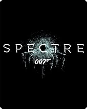 Spectre (Limited Edition Steelbook - Exclusive to Amazon.co.uk)
