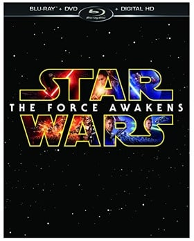 Star Wars: The Force Awakens [Blu-ray + DVD + Digital HD]