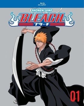 Bleach (TV) Set 1 (BD)