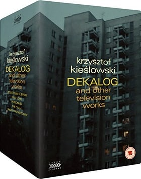 Dekalog and Other TV Works Dual-Format Blu-ray & DVD